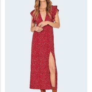 Amuse Society Frill dress